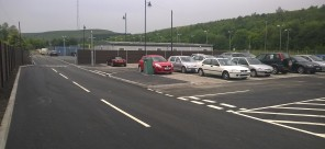 Rhymney Park and Ride